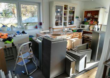 Montagem da cozinha